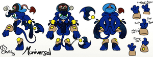 Muniversal Character Sheet by Inkwell-Pony