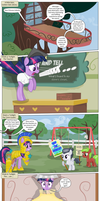 MLP: Fim - without Magic Page 95 by PerfectBlue97