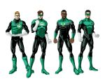 Green Lanterns of Earth by phil-cho