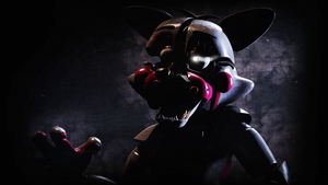 Notso Funtime Foxy by Dr-dash