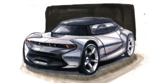 Crossover SUV by MartinEDesign