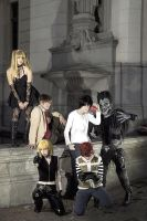 Death note group III by MarineOrthodox