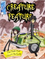 Creature Feature 1 by M-Ziliak