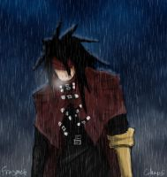Vincent Valentine - So Cold by FragmentChaos