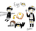 Eggsoo never dies by Lolibeat