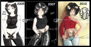 Asia Silver Evolution :D by Maxmilian1983