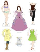 Valky Paperdoll Sheet 1 by Valky