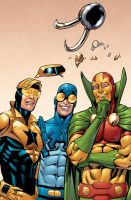 Booster Gold 35a by DustinYee