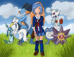 Ba - pokemon assignment 1 (3rd year) by khfanT
