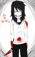jeff the sensual killer by bloody-kazu