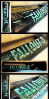 Fallout 3 Faceplates by messymedia