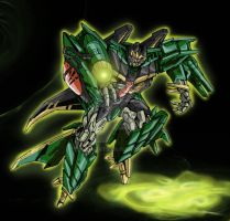Rainmaker Acid Storm colors by BDixonarts