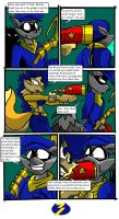 Curse of the 3 Bracelets. P3. by Virus-20
