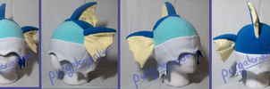 Vaporeon Hat by PurgatorianHeir