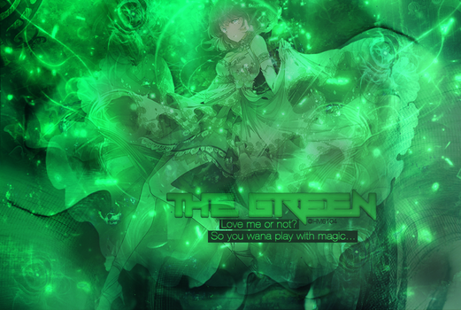 The Green by MinaDesigner