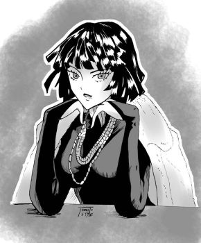 Day 173 Fubuki by TomatoStyles