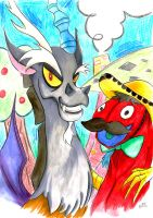 Discord and...What?! by LuckyEd