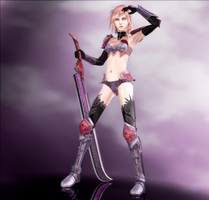 Lightning - Knight of the Amazon - 03 by HentaiAhegaoLover