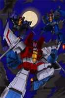 Milne's Flyboys -Night Colours by ActorzInc