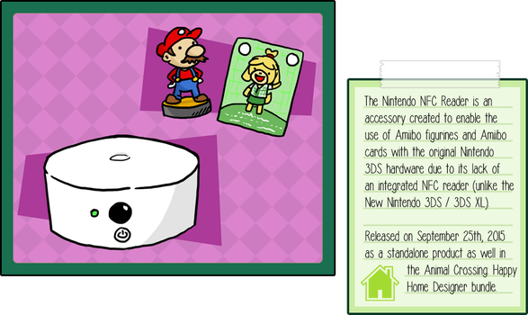 Nintendo 3DS NFC Reader by soks2626