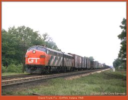 Grand Trunk F's by classictrains