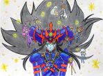 Yugioh: Dark Magician of Chaos by ramatto