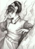 Toph by janey-jane