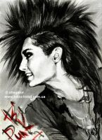 Bill Kaulitz -01 by allegator