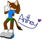 Requested:Anthey The Cat by Natashathecat354