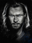 Hot Thor by Ssarawolf