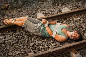 On the railroad (part II) by aviFerra