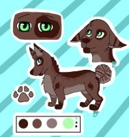 CE - Canine Design - selling by Rainbow-Moose