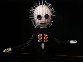 Pinhead1 by Moodyvoodies