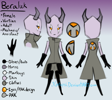 Beraluk Reference by Kintupsi