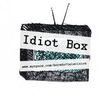 Idiot Box logo design by rcsi1