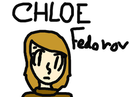 Chloe Fedorov by waterwaytm