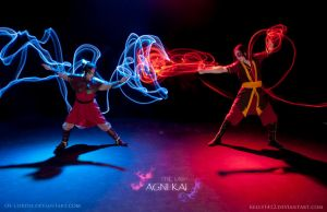 the Last Agni Kai - preview by kelly1412