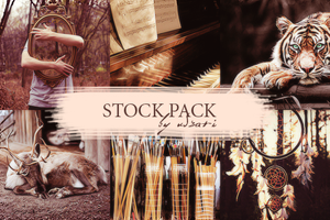 Stock pack by uszati by Shantellee