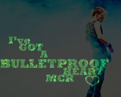 I've got a bulletproof heart by ChelseaDawn
