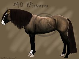 MD Nirvana - Mustang Mare by wideturn