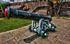 Old cannon by forgottenson1