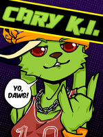 Cary Badge 2010 by carykaiba