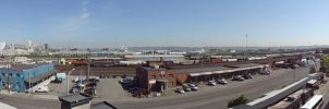 Downtown Tacoma by MyrHansen