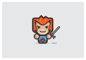 Lion-O by Area-44