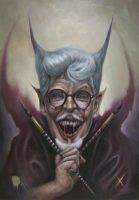 Rolf Harris-1 by imagist