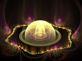 Grand Julia3d Dome by apomaker