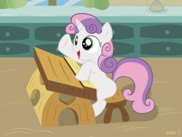 Cheerilee's Class Beta 3 by McSadat