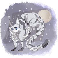 Warriors: Jayfeather by Emaroth