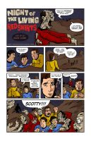 Night of the Living Redshirts by brian-canini