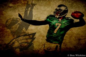 Mike Vick Wallpaper by Bigz95
